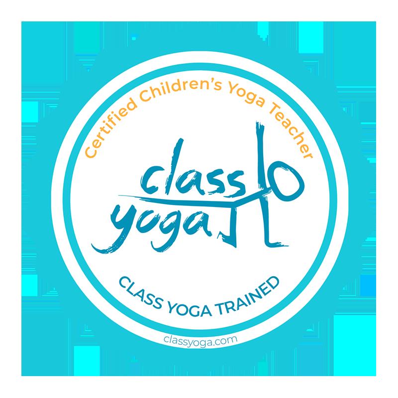 Class Yoga Certified Children's Yoga Teacher